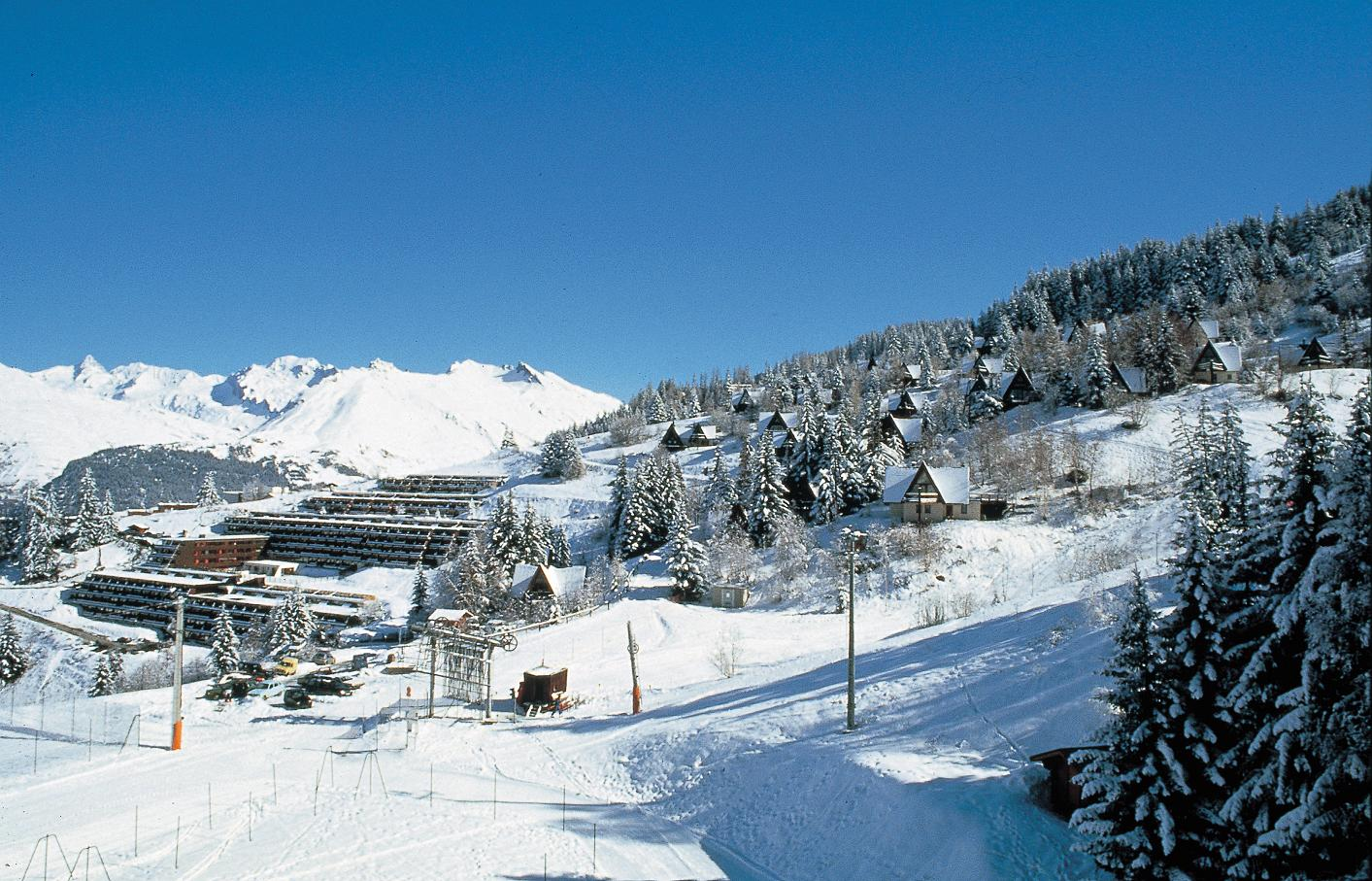 Les Arcs