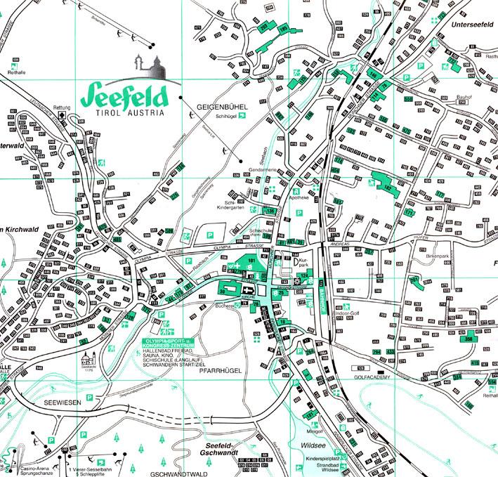 Seefeld Maps